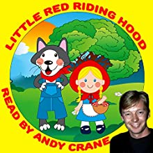 Little Red Riding Hood Audiobook by Charles Perrault Narrated by Andy Crane