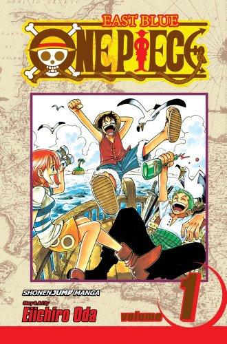 ONE PIECE ワンピース コミック1巻 (英語版)