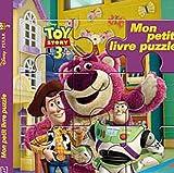 echange, troc Walt Disney - Toy Story 1,2,3, MON PETIT LIVRE-PUZZLE