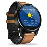 Hot Sale! NDGDA,Pro Android Quad Core 1GB+16GB Bluetooth Camera GPS 4G WiFi Phone Watch (Color: Brown)