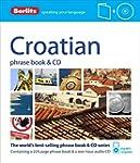 Berlitz Croatian Phrase Book & CD