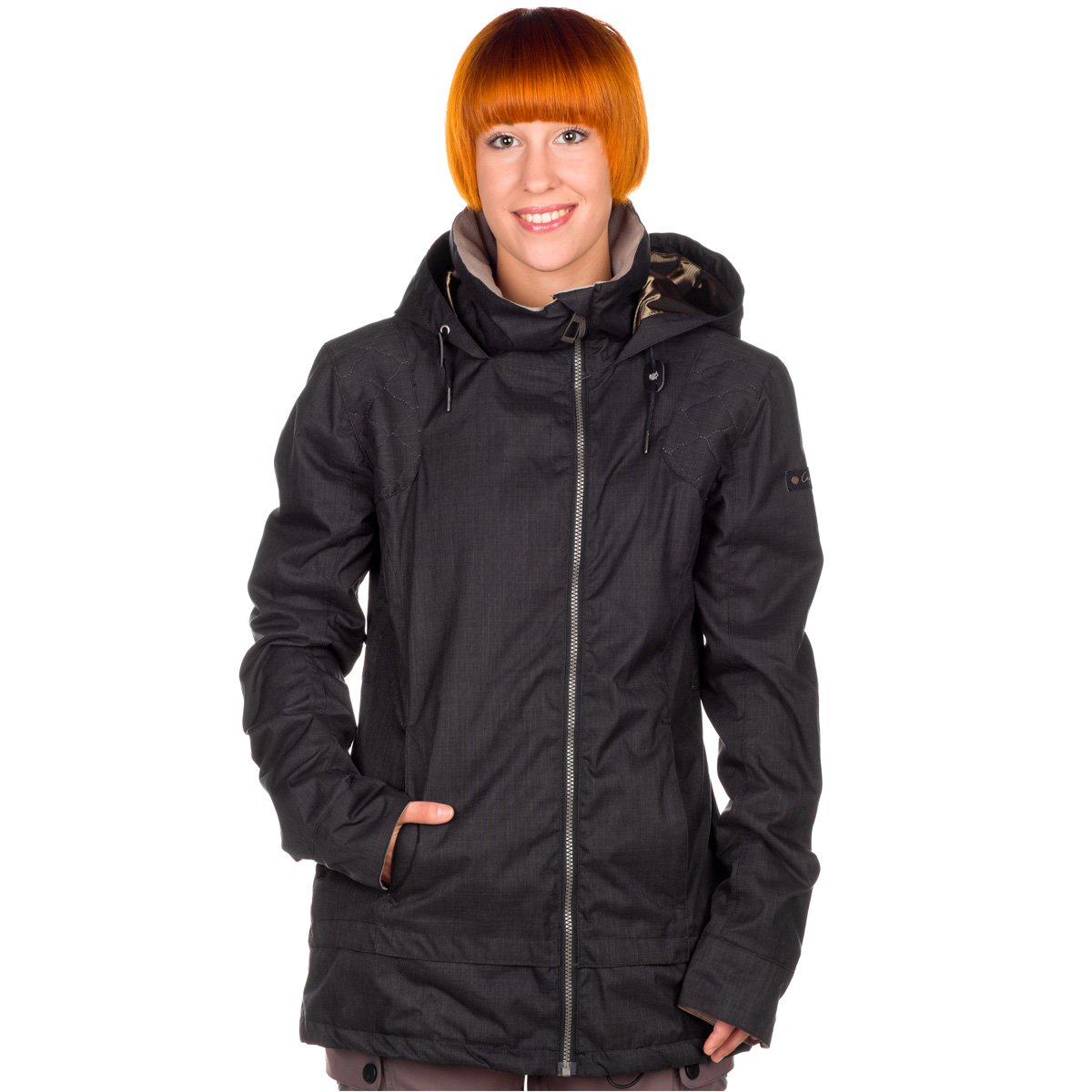 Damen Snowboard Jacke Cappel Blackmail Insulated Jacket Women kaufen