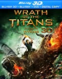 Wrath of the Titans 3D / La Col�re des Titans 3D (Bilingual) [Blu-ray 3D + Blu-ray + DVD + Digital Copy]