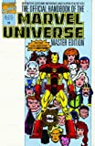 img - for Essential Official Handbook of the Marvel Universe - Master Edition Volume 2 (Essential (Marvel Comics)) book / textbook / text book