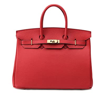 cheap hermes bag - Renaissance Hermes Birkin Style TOGO Leather Top-handle Bag 30cm ...