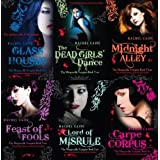 Rachel Caine Morganville Vampires Collection (Books 1 - 6) - Glass Houses, The Dead Girls' Dance, Midnight Alley, Feast of Fools, Lord of Misrule, Carpe Corpus. (The Morganville Vampires)by Rachel Caine