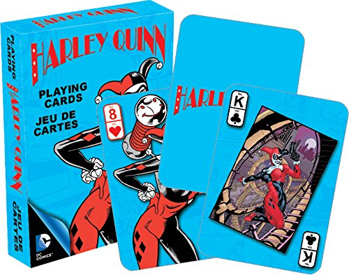 DC Comics Harley Quinn Playing Cards - 1