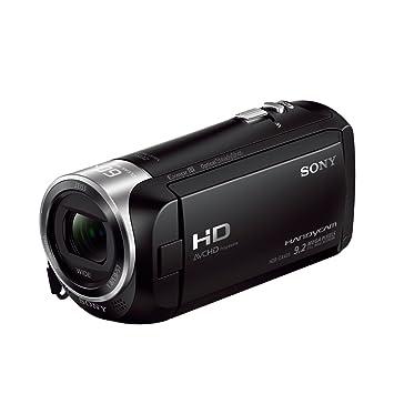 Sony HDR-CX405 Camescopes Classique 1080 pixels Zoom Optique 30 x 2.29 Mpix