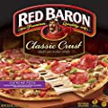 Red Baron Supreme Classic Crust Pizza, 23.45 Ounce -- 16 per case.