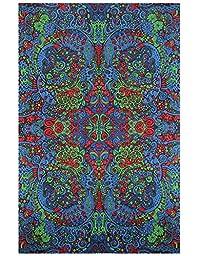 Sunshine Joy 3D Psychedlelic Art Tapestry Tablecloth Beach Sheet 60x90 Inches - Liquid L