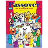 Passover with the Ten Little Rabbis Activity Book