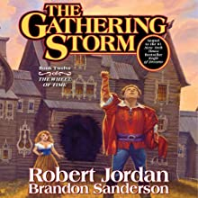 The Gathering Storm: Interview with the Narrators (       UNABRIDGED) by Kate Reading, Michael Kramer Narrated by Laura Wilson