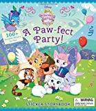 Whisker Haven Tales A Paw-fect Party!: Sticker Storybook