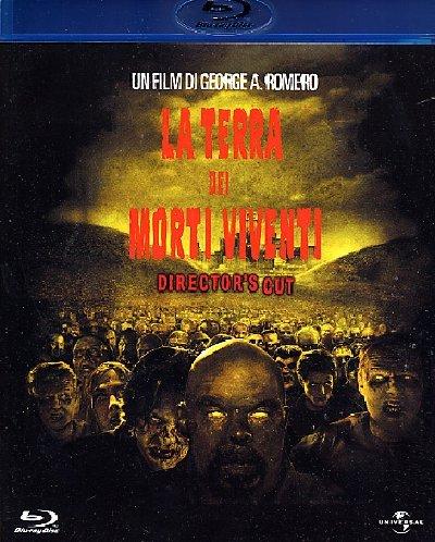 La terra dei morti viventi(director's cut) [Blu-ray] [IT Import]