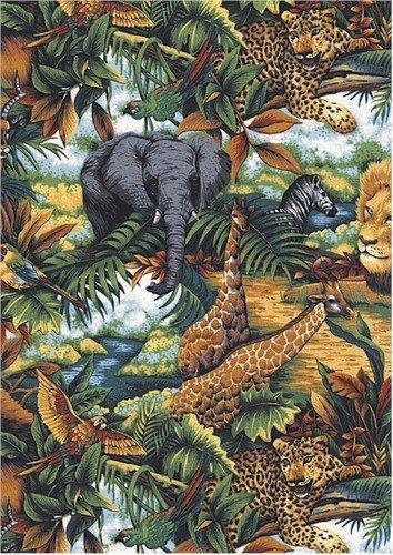 patchwork-stoff-design-tief-im-dschungel-afrikanisches-tier-motiv-baumwolle-patchwork-stoff-von-spri