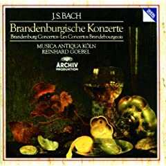 J.S. Bach: Brandenburg Concerto No.2 In F, BWV 1047 - 3. Allegro assai