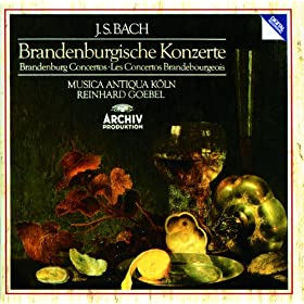Johann Sebastian Bach: Concerto For Flute, Violin, Harpsichord, And Strings In A Minor, BWV 1044 - 3. Tempo di Allabreve