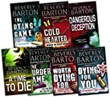 Beverly Barton Beverly Barton Griffin Powell and The Protectors Series 7 Books Collection Pack Set (Dangerous Deception, The Murder Game, he Dying Game, Cold Hearted, A Time to Die, Worth Dying for, Dying for You)