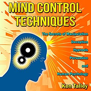 Mind Control Techniques Hörbuch