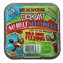 C&S Mealworm Delight No-Melt Suet Dough