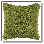 Rizzy Home Decorative Pillows, Citrus Green/Lime , Set of 2