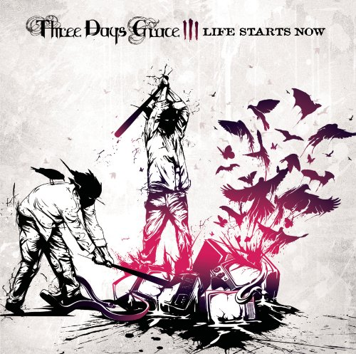 Three Days Grace - Life Starts Now (Standart Edition) - Zortam Music