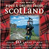 The Very Best of Pipes & Drums from Scotland Various Artists