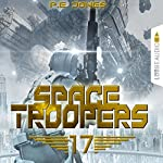 Blutige Ernte (Space Troopers 17) | P. E. Jones