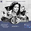 Counter-Measures Series 1 Audiobook by Paul Finch, Matt Fitton, Ian Potter, Justin Richards Narrated by Pamela Salem, Simon Williams, Karen Gledhill, Hugh Ross