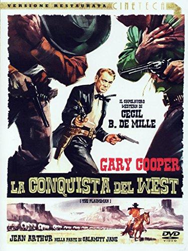 la-conquista-del-west-import-anglais