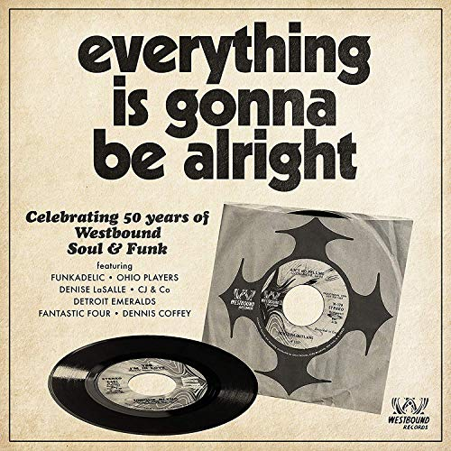 CD : VARIOUS ARTISTS - Everything Is Gonna Be Alright