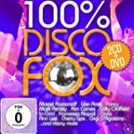 100% Disco Fox. 2CD+DVD