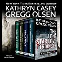 The Lone Star Love Triangle (       UNABRIDGED) by Gregg Olsen, Kathryn Casey Narrated by Kevin Pierce