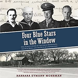 Four Blue Stars in the Window Audiobook