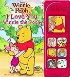 Disney Winnie the Pooh: I Love You Winnie the Pooh (Little Sound Books)