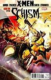 X-Men: Schism #1 VF/NM ; Marvel comic book
