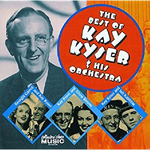 Album The Best of Kay Kyser and His Orchastra by Georgia Carroll
