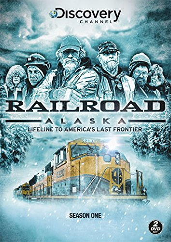 Railroad Alaska [DVD]