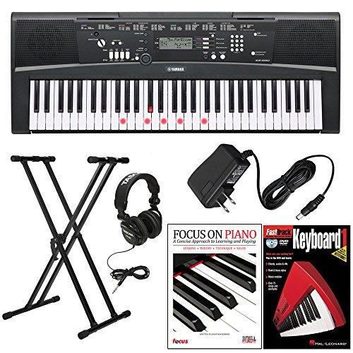 yamaha-ez-220-61-lighted-key-premium-portable-keyboard-w-x-style-keyboard-stand-full-size-studio-hea