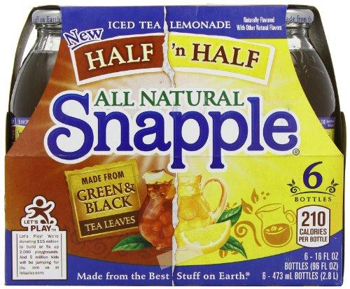 snapple-all-natural-half-n-half-lemonade-and-iced-tea-bottles-16-fl-oz-473-ml-pack-of-12