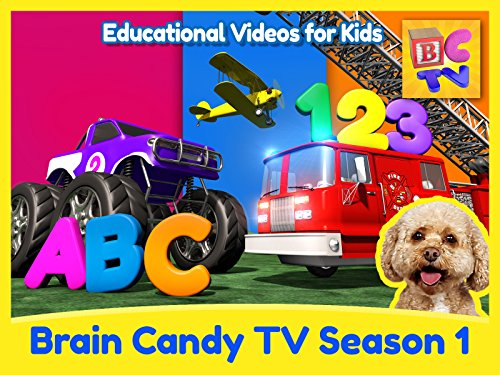 Brain Candy TV - Educational Videos for Kids - Season 1