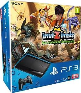 Sony PlayStation 3 (12 GB) inklusive Invizimals: Das verlorene Königreich