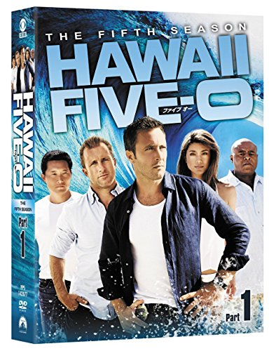 Hawaii Five-0 シーズン5 DVD-BOX Part1(6枚組)