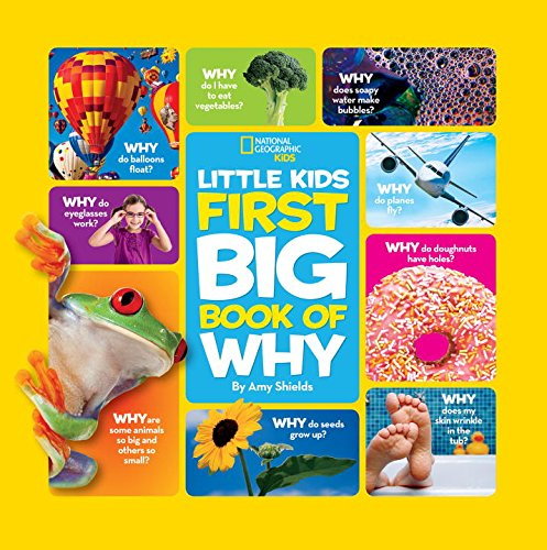 National Geographic Little Kids First Big Book