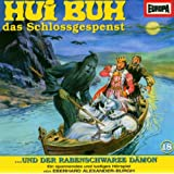 Hui Buh das Schlossgespenst 18 und der rabenschwarze Dämon. CD.
