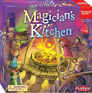 Magician's Kitchen Board Game