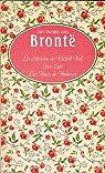 Coffret 3 volumes : La ch�telaine de Wildfell Hall ; Jane Eyre ; Les Hauts de Hurle-Vent par Bront�
