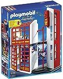 Playmobil - A1502700 - Jeu De Construction - Caserne Des Pompiers