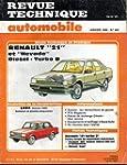 REVUE TECHNIQUE AUTOMOBILE N� 487 REN...