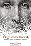 img - for Doing Gender Diversity Readings in Theory & Real-World Experience (Paperback, 2009) book / textbook / text book